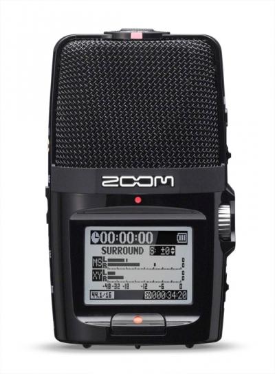 Pracownia Mentor - Rejestrator ZOOM-H2n