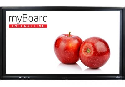 myBoard Black - Monitor interaktywny