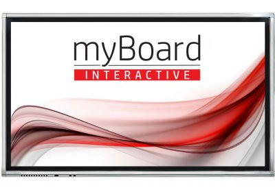 myBoard Grey - Monitor interaktywny