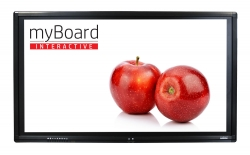 Monitor interaktywny LCD myBoard Black