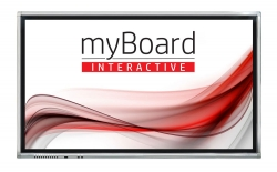 Monitor interaktywny LCD myBoard Grey