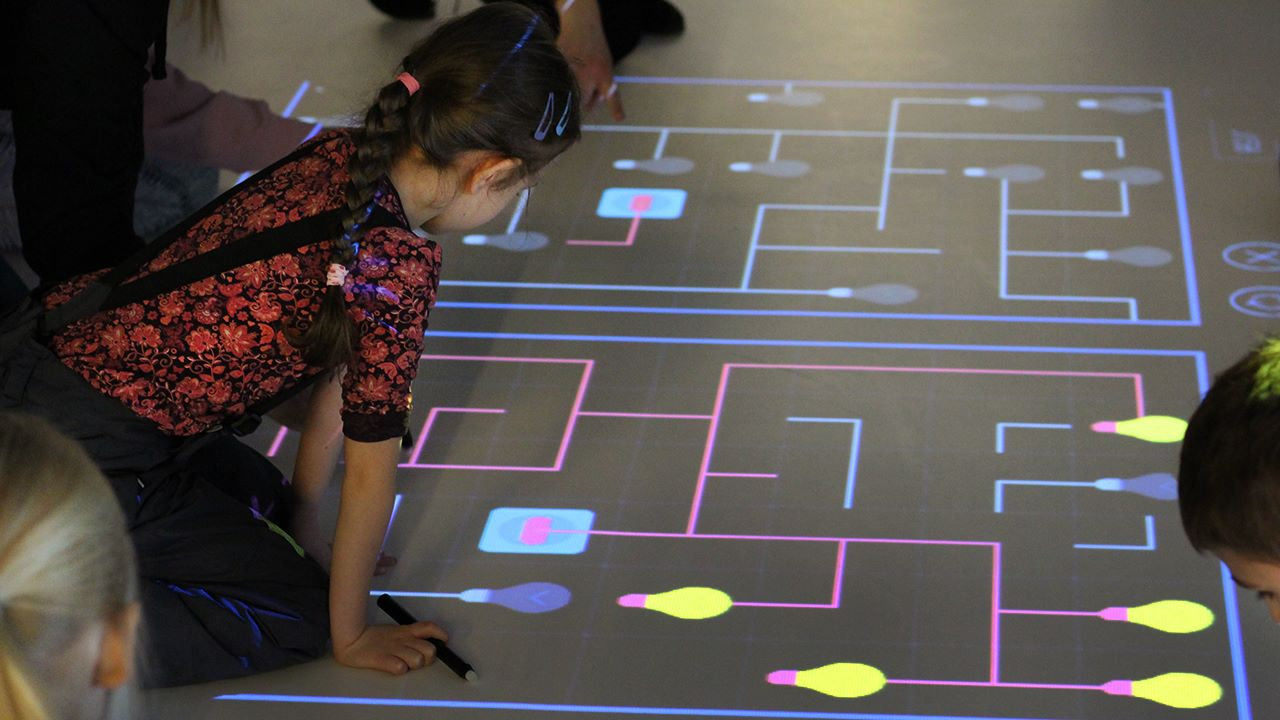 Smartfloor by Mentor Interaktywna podłoga