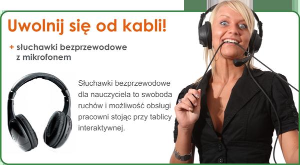 Pracownia językowa Mentor - uwolnij się od kabli