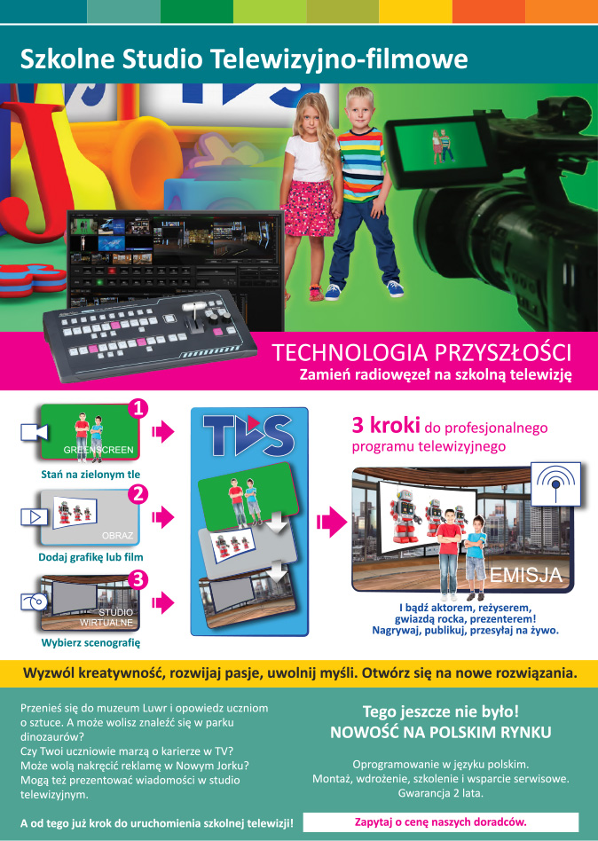 Wirtualne studio TVS